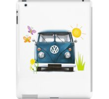 Spring Bus iPad Case/Skin