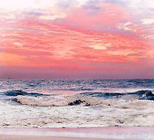 Ocean Sunrise by Francesa