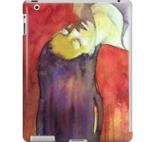 Una lunga pausa di linezio iPad Case/Skin