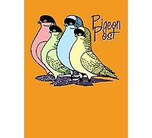 Pigeon Post Photographic Print