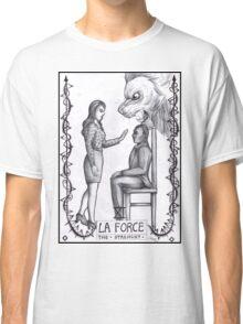 Hannibal tarots - La force - BW Classic T-Shirt