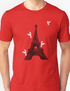 tower birds Unisex T-Shirt