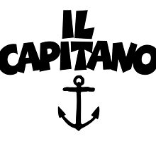 Il Capitano by theshirtshops