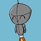 Li'l Robo Dude 2 by MrBliss4