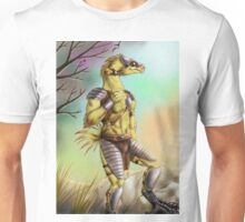 Anthro chocobo Unisex T-Shirt