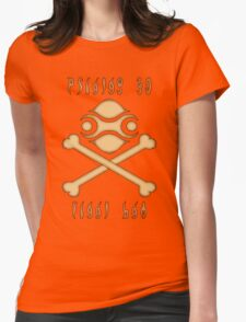 Pirates of Great Bay Womens Fitted T-Shirt