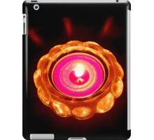 The Candle Burns iPad Case/Skin