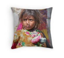 Gypsy Love Throw Pillow
