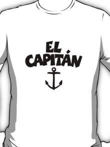El Capitán Anchor T-Shirt
