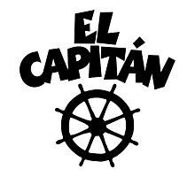 El Capitán Wheel Photographic Print