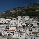 Mijas, Spain Panorama by Allen Lucas