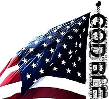 DETAIL SHOT 400x350 - GOD BLESS AMERICA PLEASE by webart