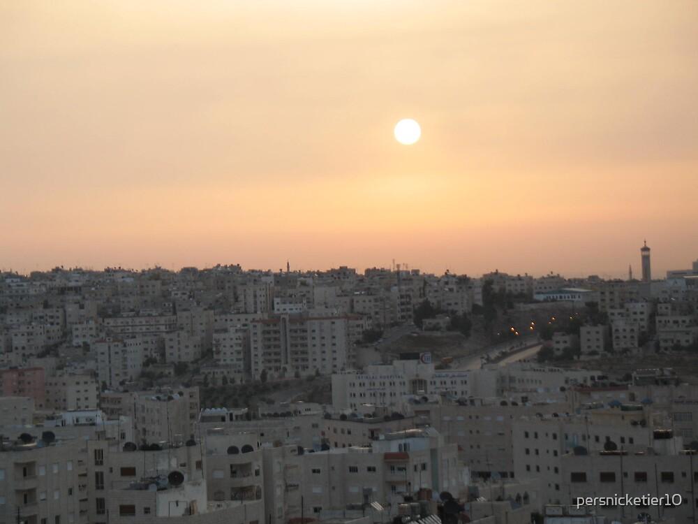 Jordan Sunset by persnicketier10