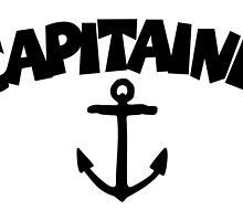 Capitaine Ancre by theshirtshops