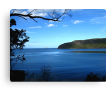 Fortescue Bay Canvas Print
