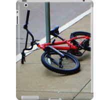 Couldn't Take This Lying Down iPad Case/Skin