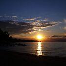 Sunset: Lake Erie II  by rmcbuckeye