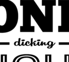 Honey Dicking Sticker