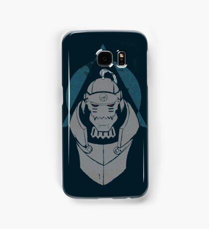 Alphonse Elric Grunge Samsung Galaxy Case/Skin