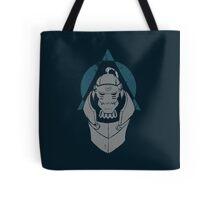 Alphonse Elric Grunge Tote Bag