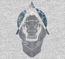 Alphonse Elric Grunge One Piece - Short Sleeve