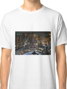 Lotte World From Above Classic T-Shirt