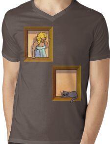 Under the Tee Mens V-Neck T-Shirt