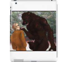 Hannibal - Bigger, Better, Monster iPad Case/Skin