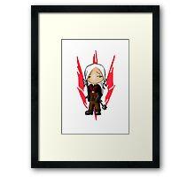witcher 3 Framed Print
