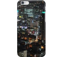 Part of Seoul At Night iPhone Case/Skin