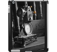 Antique Film Projector iPad Case/Skin