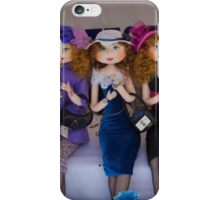 The Girls Are Dressed For Shopping iPhone Case/Skin