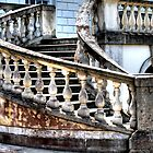 Steps at Queen's House by Karen Martin IPA