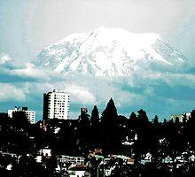 Tacoma, Washington by Alex Weeks