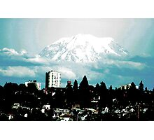 Tacoma, Washington Photographic Print