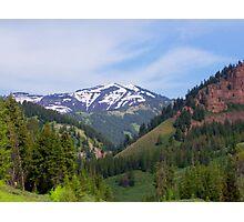 Western Wyoming Photographic Print