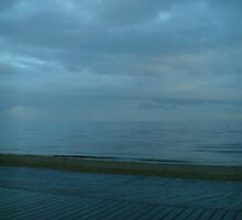 St Kilda Cloud Sunset by MichiePal