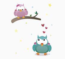Love Owls Unisex T-Shirt