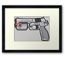 PS1 Namco GameCon Controller  Framed Print
