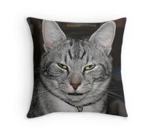 I am Not amused! Throw Pillow