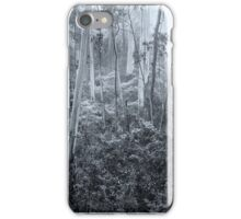 Experiments in Processing # 6 - Mount Wilson NSW - The HDR Experience iPhone Case/Skin