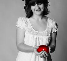 Dark Fairy Tales - Snow White 1 by Adara Rosalie