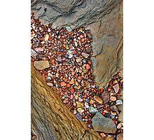 Rocks on the Rocks Photographic Print