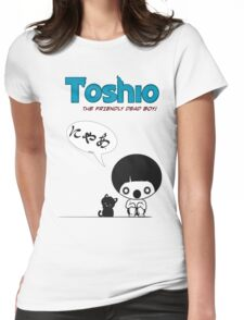 Toshio Womens Fitted T-Shirt