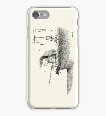 At The River iPhone Case/Skin