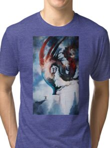 The Storm Queen Tri-blend T-Shirt