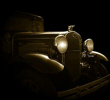 Model A Ford  by kelleybear