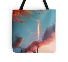 Autumn Lancer Tote Bag