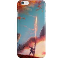 Autumn Lancer iPhone Case/Skin