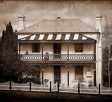Station Master's Cottage - Uralla, NSW, Australia by Kitsmumma